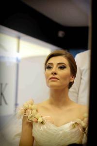 Gelin saçı ve makyajı Ankara
