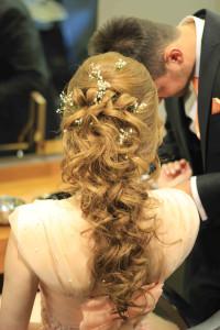 nişan saçı